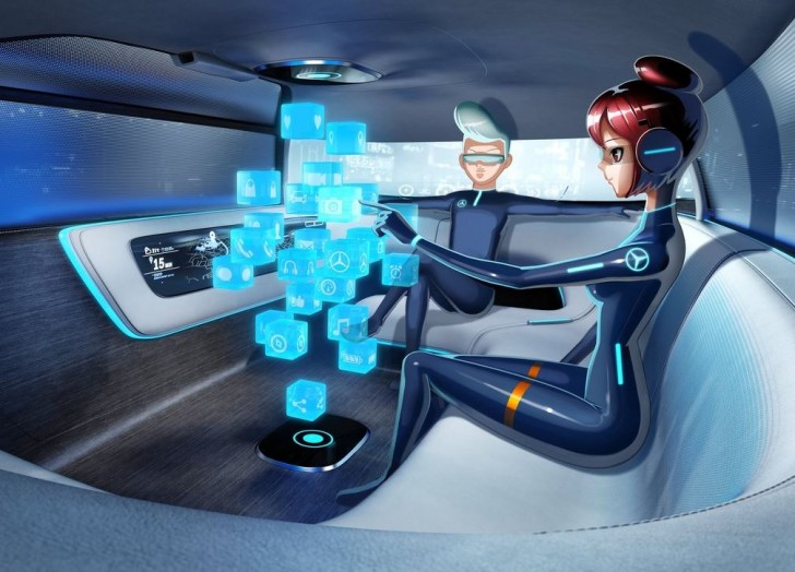 Mercedes-Benz Vision Tokyo Concept 2015 09