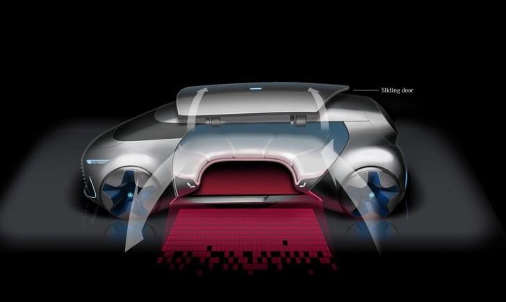 Mercedes-Benz Vision Tokyo Concept 2015 10
