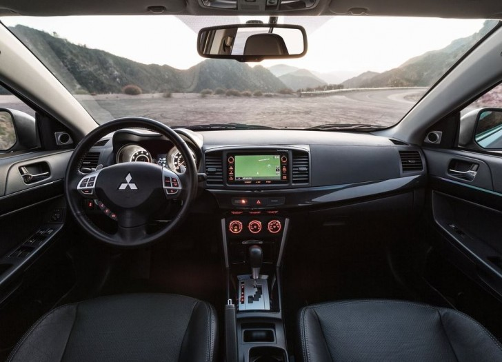 Mitsubishi Lancer GT 2016 06