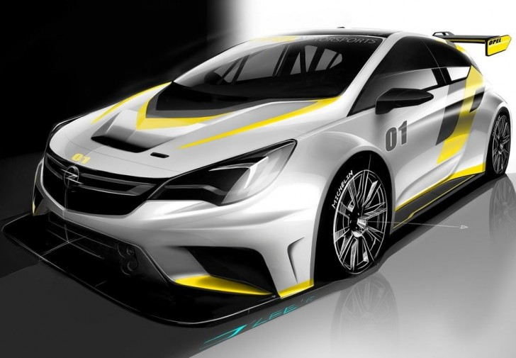 Opel Astra TCR 2016 03