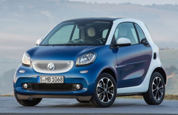 SMART fortwo 2015 01