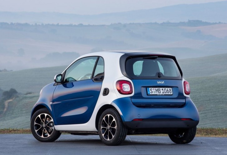 SMART fortwo 2015 06