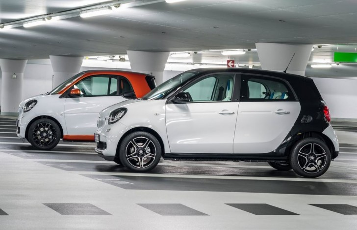 SMART fortwo 2015 10