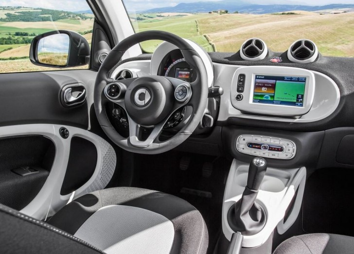 SMART fortwo 2015 12