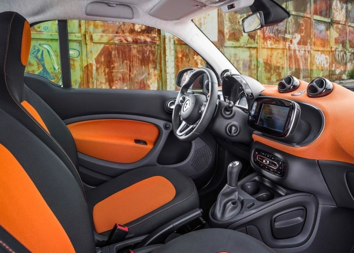SMART fortwo 2015 16