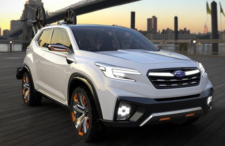 Subaru VIZIV Future Concept 2015 02
