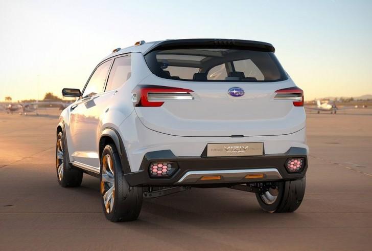 Subaru VIZIV Future Concept 2015 04