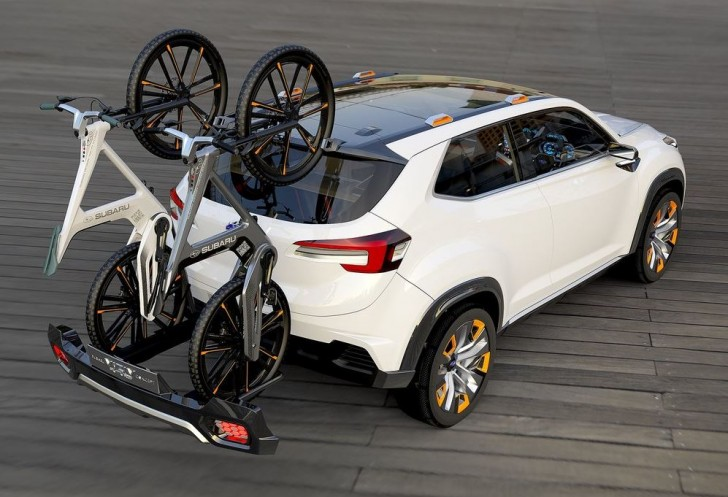 Subaru VIZIV Future Concept 2015 05