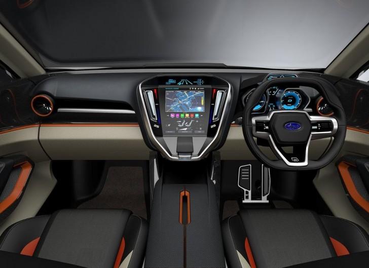 Subaru VIZIV Future Concept 2015 06