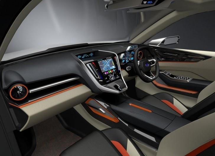 Subaru VIZIV Future Concept 2015 07