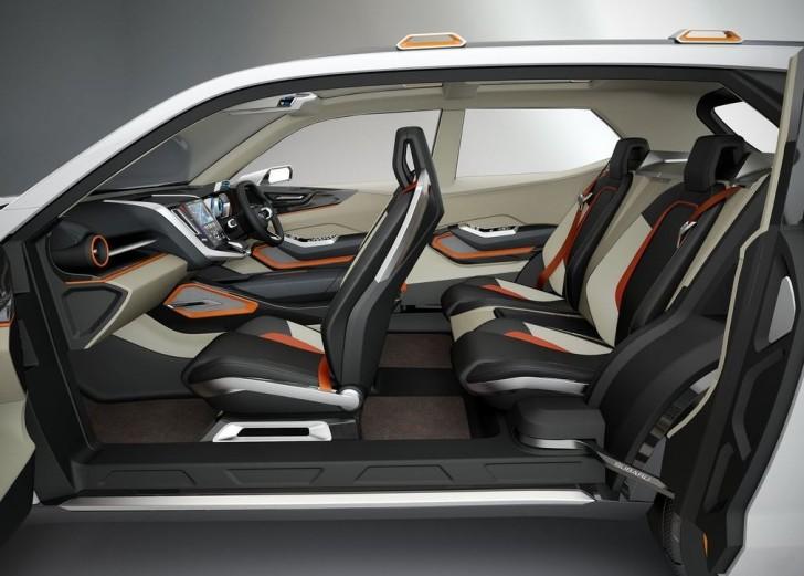 Subaru VIZIV Future Concept 2015 08