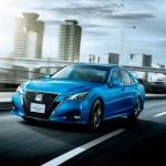 トヨタ「新型クラウン・アスリート 2015」発表;デザイン画像集