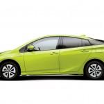 トヨタ「新型プリウス」国内発表;国内モデルのボディカラー画像集