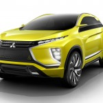 三菱 コンパクトSUV×電気自動車「新型 eXコンセプト」発表;デザイン画像集@東京モーターショー