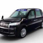 トヨタ、次世代タクシー「JPN TAXI 2015」発表;デザイン画像集