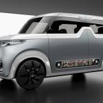 日産「新型TEATRO for DAYZ」=デジタル世代の軽EVコンセプト;デザイン画像集