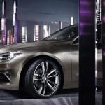 BMW「新型コンセプト・コンパクトセダン」発表;デザイン画像集
