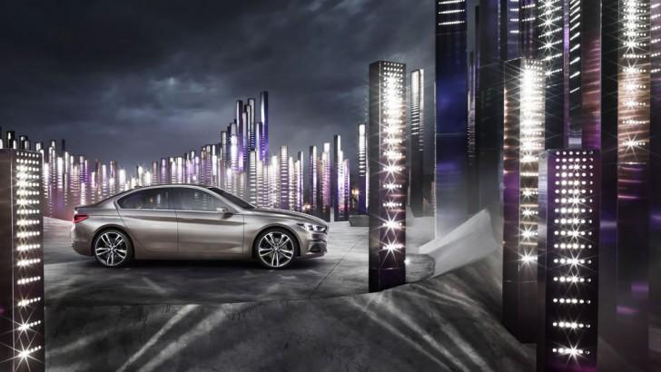BMW compact sedan concept 04
