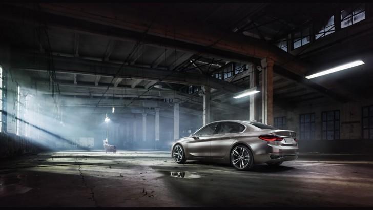 BMW compact sedan concept 05