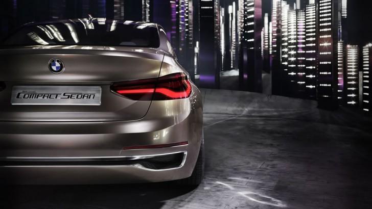 BMW compact sedan concept 06