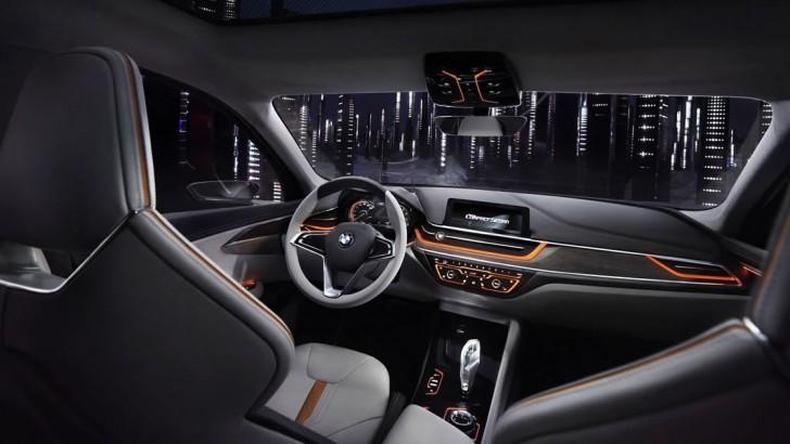BMW compact sedan concept 07