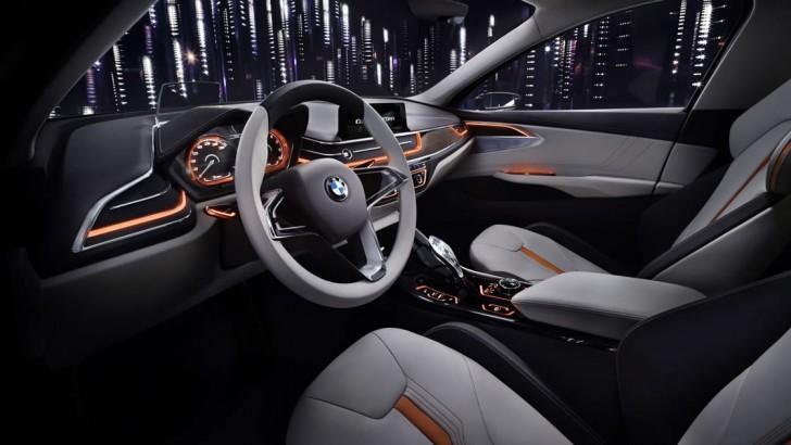BMW compact sedan concept 08