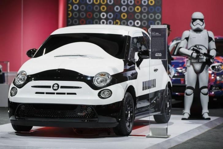 Fiat 500e stormtrooper 00