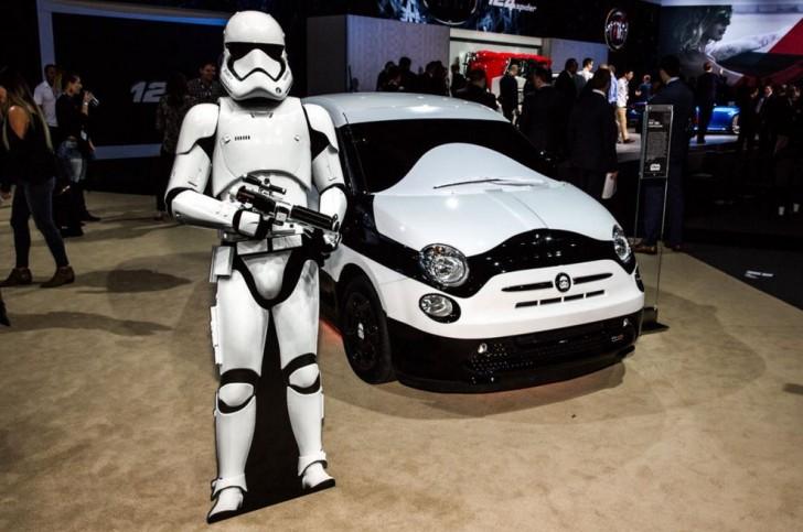 Fiat 500e stormtrooper 05