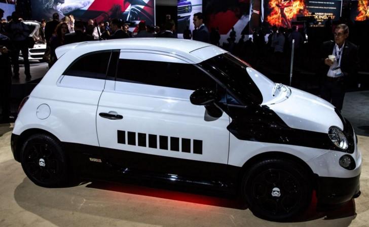 Fiat 500e stormtrooper 07