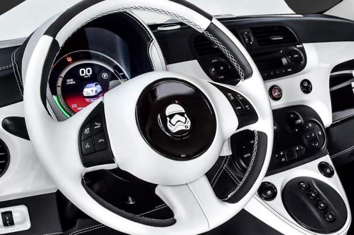 Fiat 500e stormtrooper 09