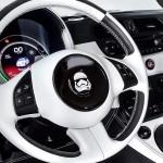フィアット「500e Stormtrooper」;『スターウォーズ』コラボモデル発表!