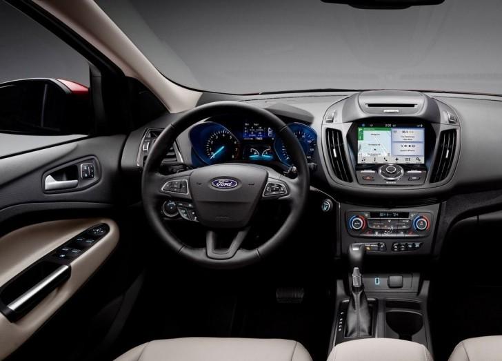 Ford Escape 2017 05
