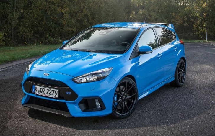 Ford Focus RS 2016 01