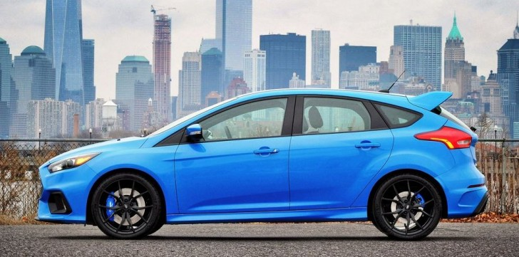 Ford Focus RS 2016 03