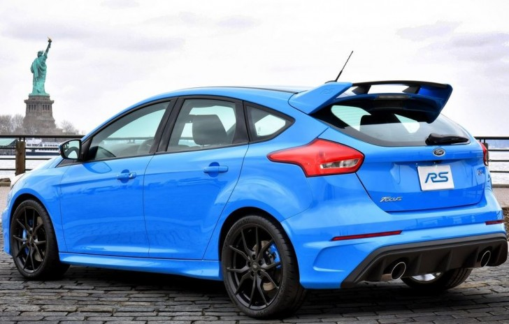 Ford Focus RS 2016 04