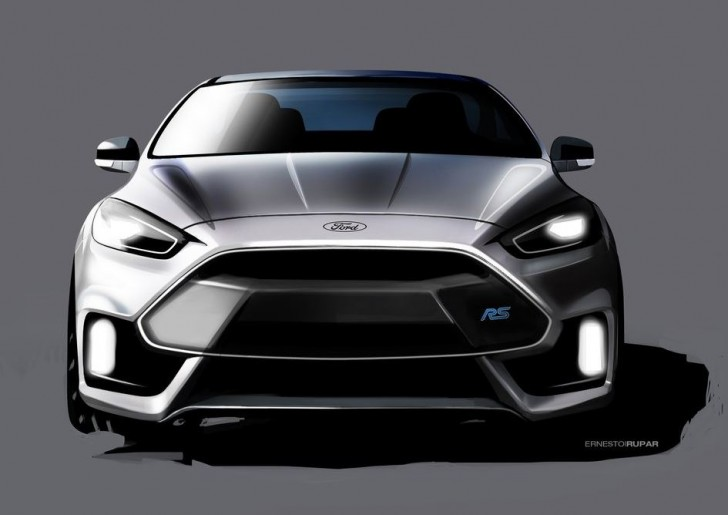Ford Focus RS 2016 06