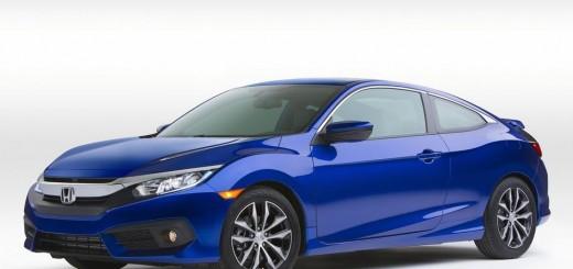 Honda Civic Coupe 2016 01