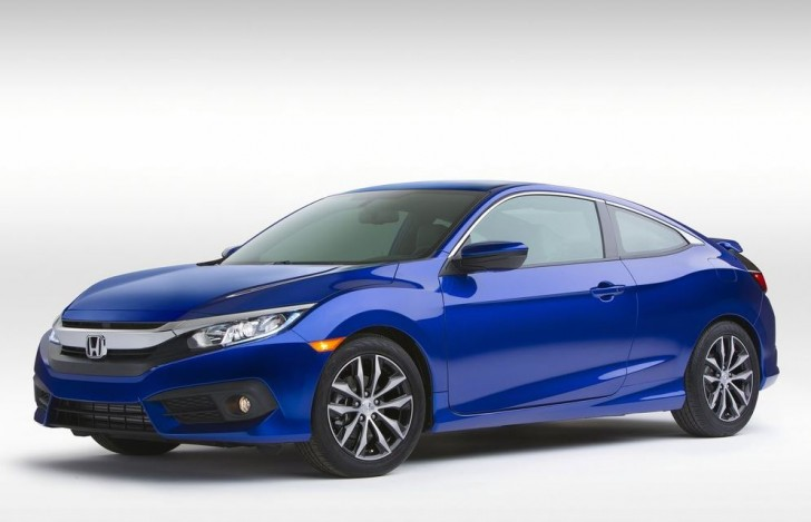 Honda Civic Coupe 2016 01
