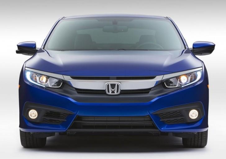 Honda Civic Coupe 2016 02