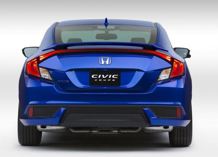 Honda Civic Coupe 2016 05
