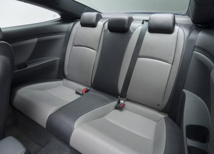 Honda Civic Coupe 2016 08