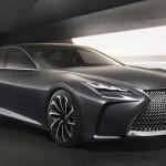 レクサス「新型LF-FC Concept 2015」デザイン画像集