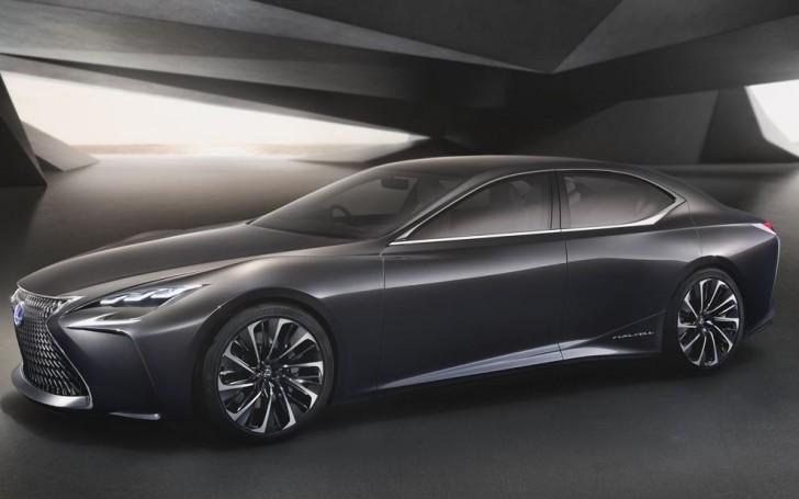Lexus LF-FC Concept 2015 02