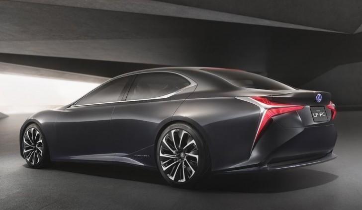 Lexus LF-FC Concept 2015 03