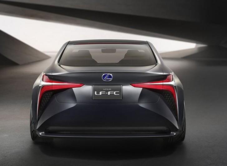 Lexus LF-FC Concept 2015 05