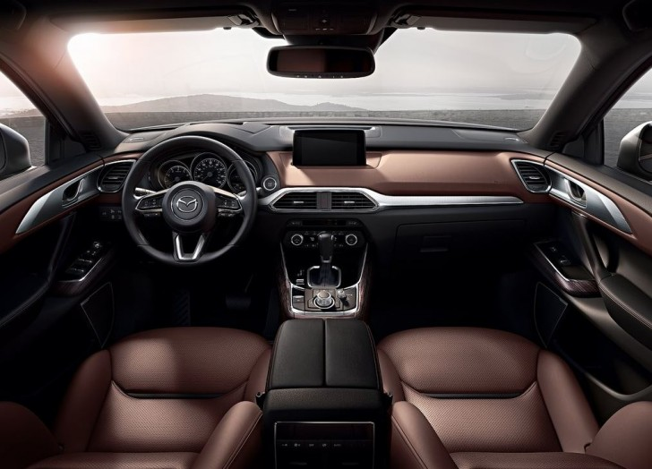 Mazda CX-9 2016 06