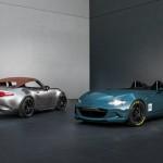 マツダ「新型ロードスター Spyder and Speedster concepts 2015」デザイン画像集