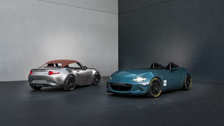 Mazda MX-5 Spyder and MX-5 Speedster concepts 2015 01