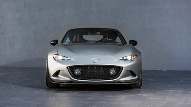 Mazda MX-5 Spyder and MX-5 Speedster concepts 2015 05