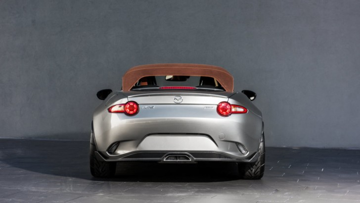 Mazda MX-5 Spyder and MX-5 Speedster concepts 2015 06